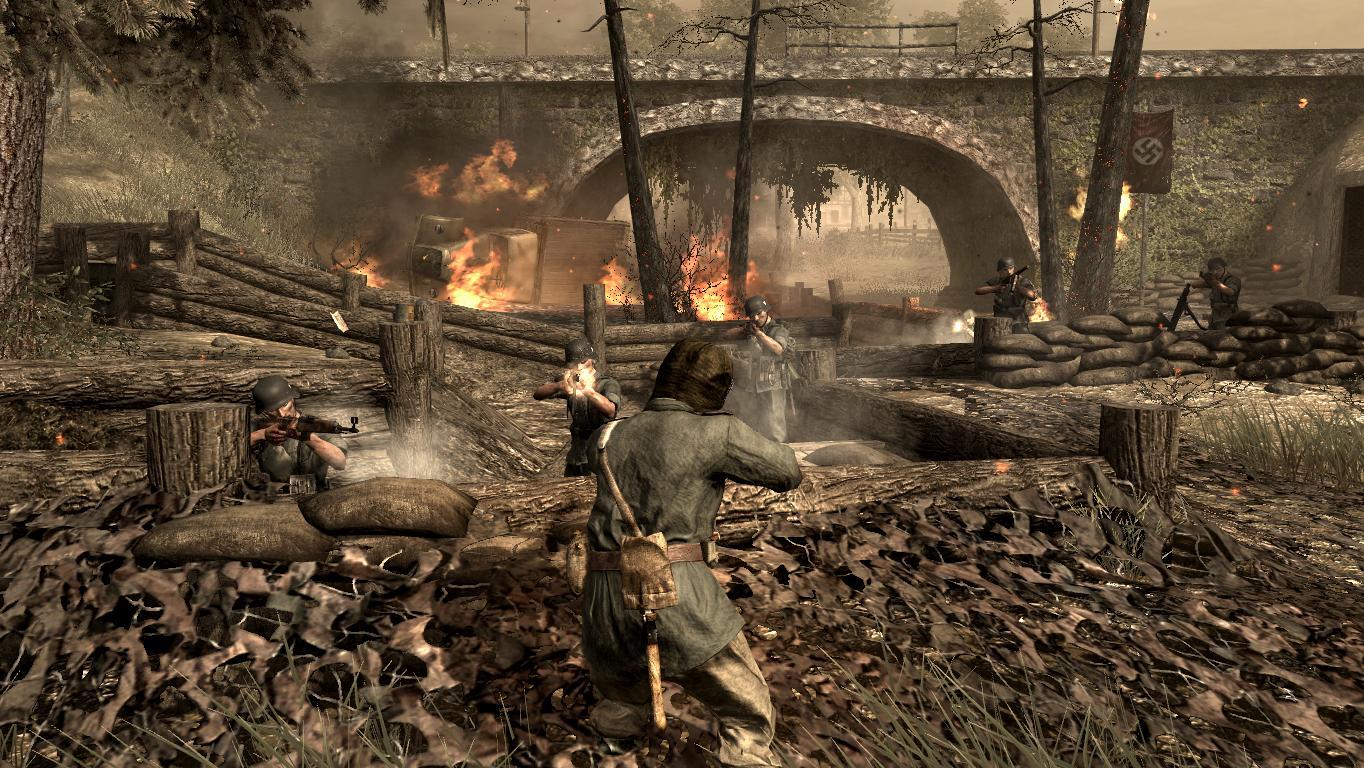 Call of Duty World War 2 Download Free Torrent + Crack