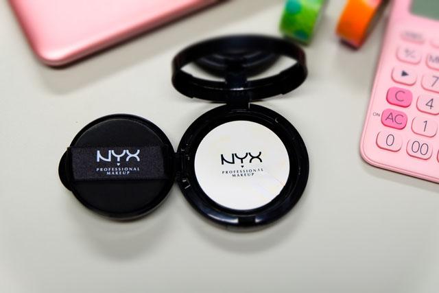nyx cushion foundation