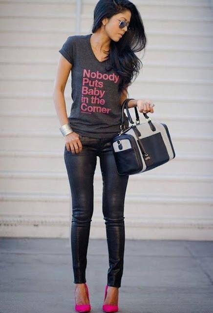 Calzado y calzas de moda