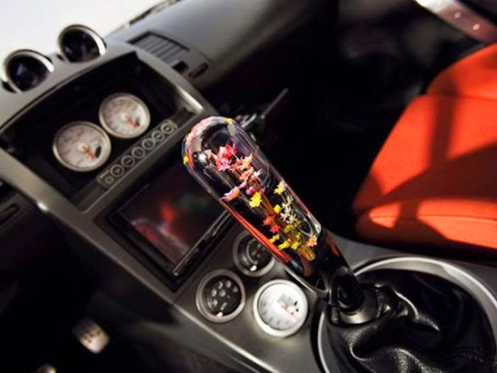 The Coolest Custom Shift Knobs On The Planet ~ Damn Cool