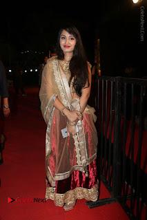 Actress Vennela Stills in Lehenga Choli at Gemini TV Puraskaralu 2016 Event  0047.JPG