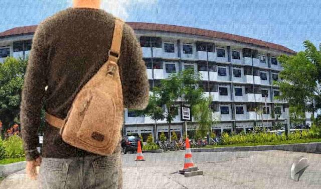 berangkat masuk kuliah kampus repot goes to campus ngeblogasyikk