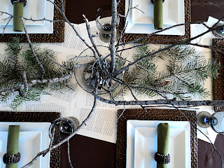 Tips for Creating the Perfect Table Setting by Love Grows Wild www.lovegrowswild.com #table #decor