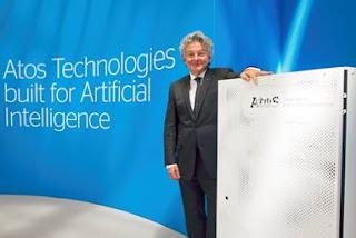 @Atos anuncia su nuevo simulador cuántico Atos Quantum Learning Machine