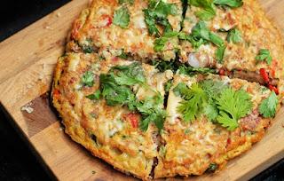 Nih, cara membuat pizza dengan oven