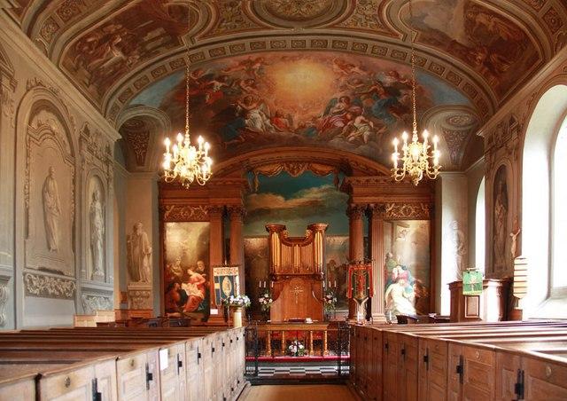 St Lawrence Whitchurch - © Copyright John Salmon