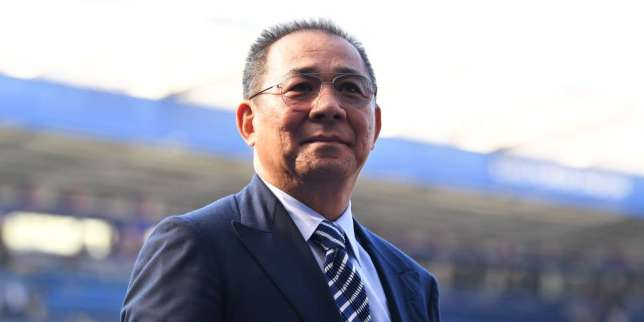 Tears as Owner of Leicester City Football Club Dies in Plane Crash, He was a Billionaire
