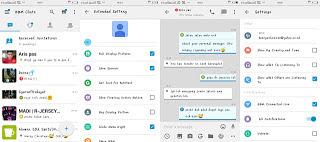 BBM MOD IOS Light v6 Based 2.11.0.18