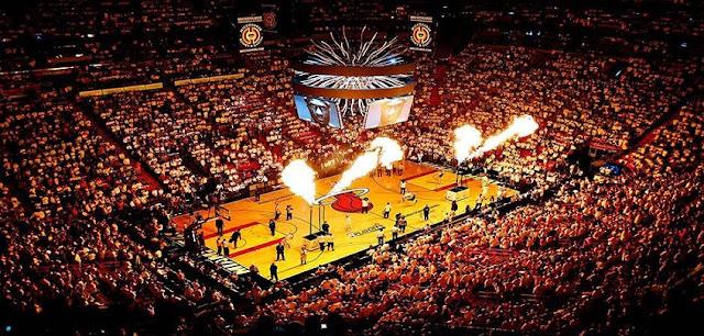 Onde comprar ingressos para jogos da NBA em Miami