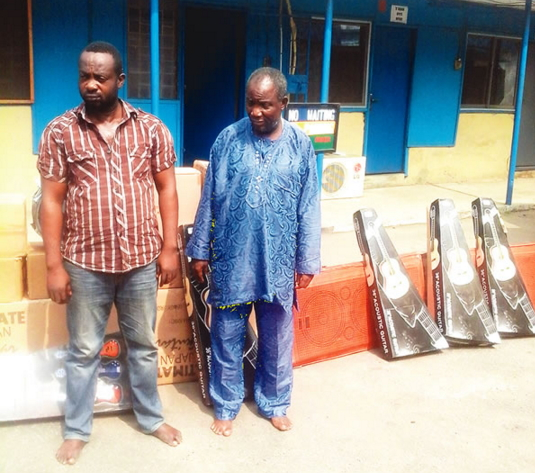 oyingbo lagos trader stolen musical instruments