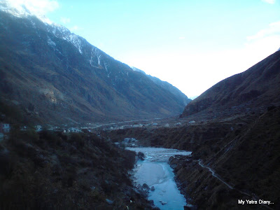 Gorgeous beauty of the Mana Village near Badrinath
