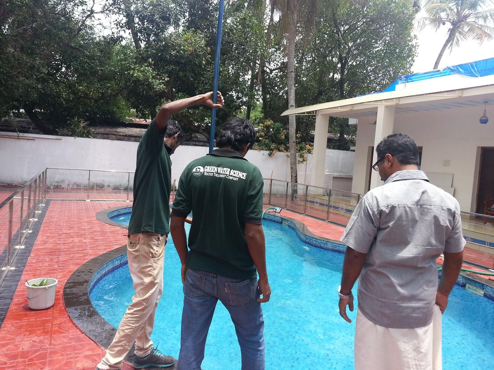Swimming pools in kerala for Pool design in kerala