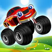 Monster Trucks Game for Kids 2 All Unlocked MOD APK
