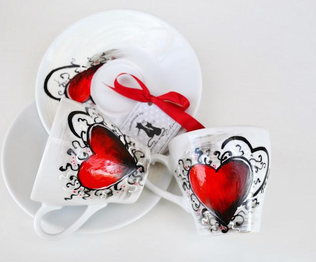 Miłość i porcelana - wpis gościnny