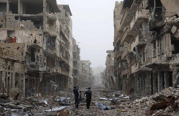 Ghouta Timur Krisis, ACT Berangkatkan Tim SOS Syria