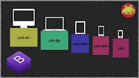 Layout responsive e mobile-first con Bootstrap 4 per siti e web-app