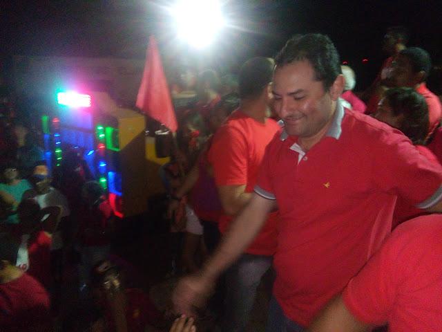 Blog do Eurípedes Dias: Jandaíra: Pela primeira vez nessa campanha ...