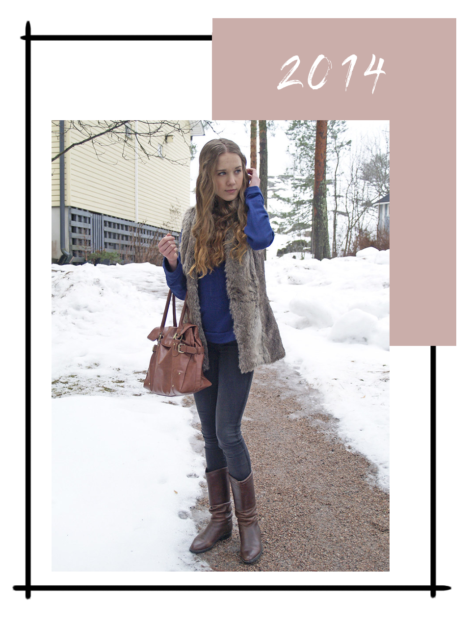 Fashion blogger outfit archives February 2014 - Asukuvien arkistoista helmikuu 2014