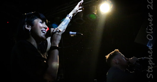 #minireview #photos #KahunaSkaNewcastle @SonicBoomSix @GhoulsUK and @FireLadyLuck @O2Academynewc