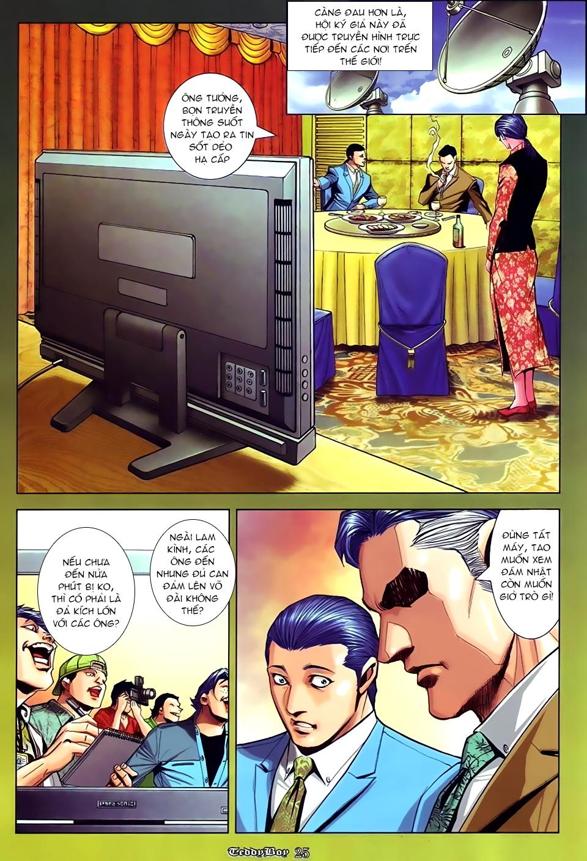 Người Trong Giang Hồ NetTruyen chap 870 - Trang 19