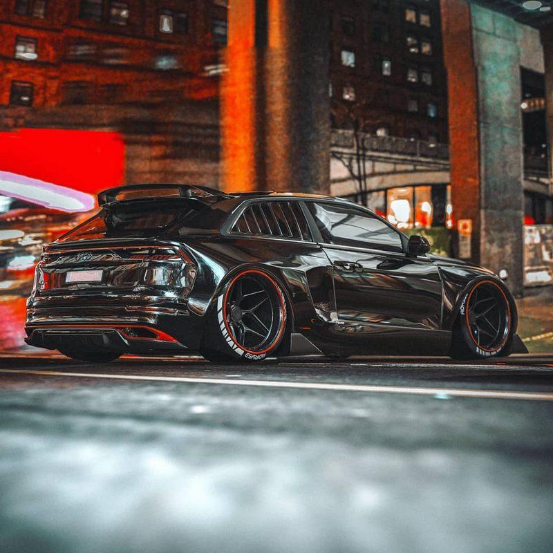 Audi RSQ8 Exclusive Custom