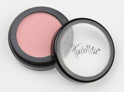Harlotte Powder Blush in Frisky Pink review