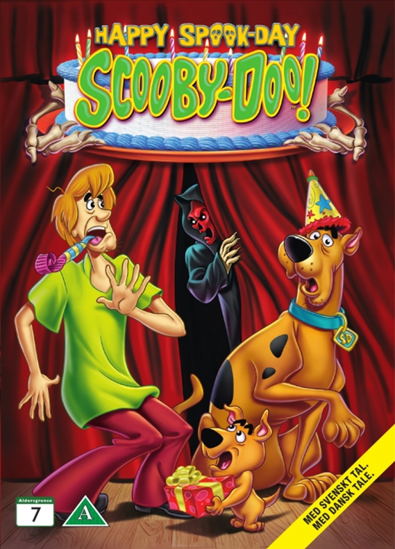 Happy Spook-day, Scooby-Doo! [2017] [DVDR] [NTSC] [Latino]