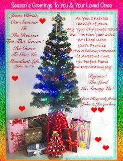 2015 Christmas greeting card