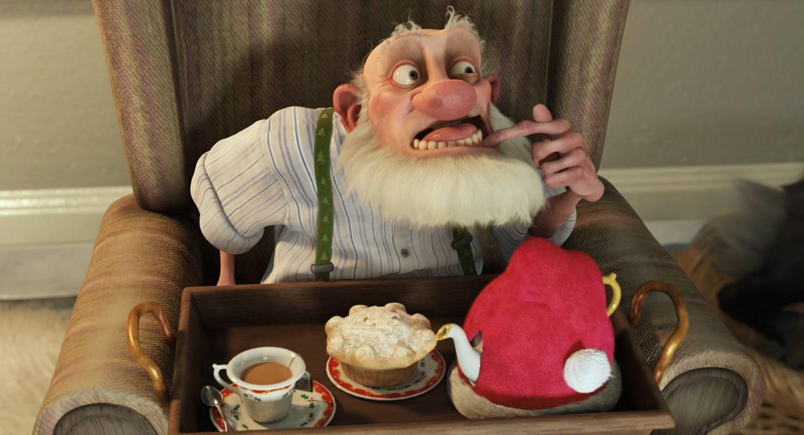 Arthur Christmas (2011) 2