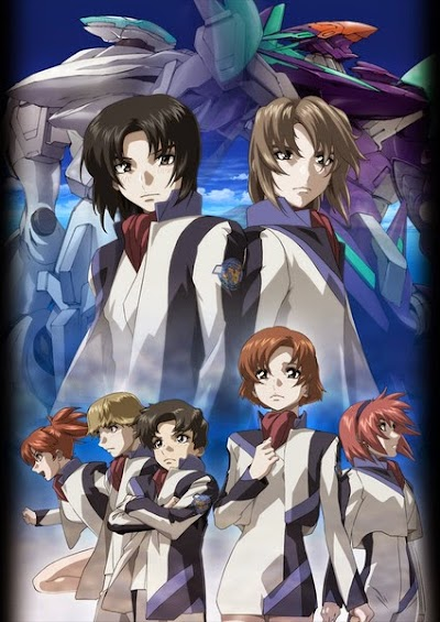 Soukyuu no Fafner: Dead Aggressor - Exodus Subtitle Indonesia Batch