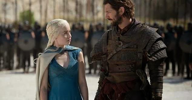 Manny360: Move Over Khal Drogo - Khaleesi Flirts With New ... Daario Naharis Recast Reason