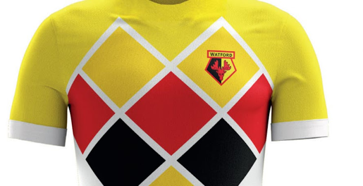 74a8c399bbf Following the leak of Watford's 2019-2020 home kit, the Premier League club  have taken matters into their own hands, revealing what they claim to be  the ...