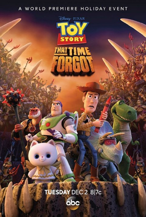 Watch Toy Story That Time Forgot (2014) Online For Free Full Movie English Stream