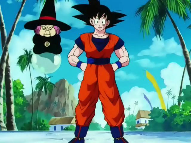 Neko Random Things I Like Dragon Ball Z S Majin Buu Saga