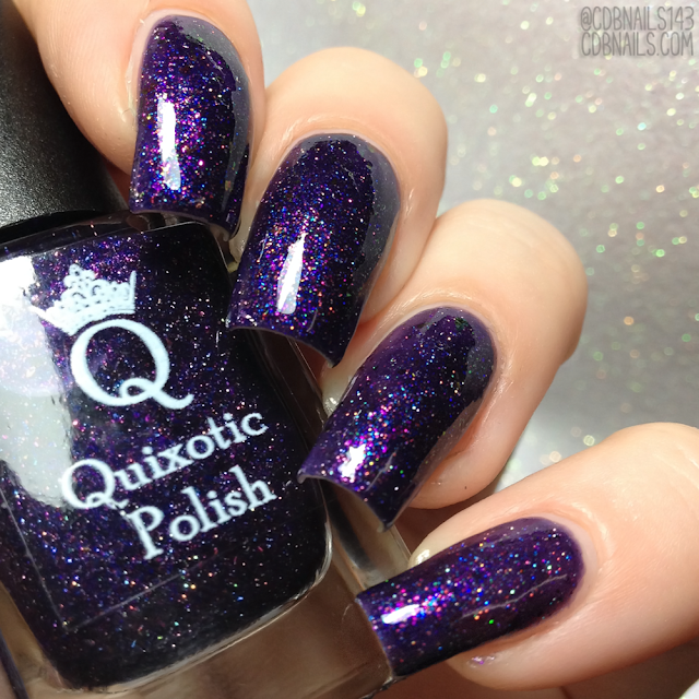 Quixotic Polish-5,000 Candles in the Wind