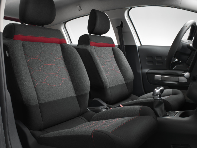 cockpit automóvel conteúdos auto citroën c3 my2017 preço