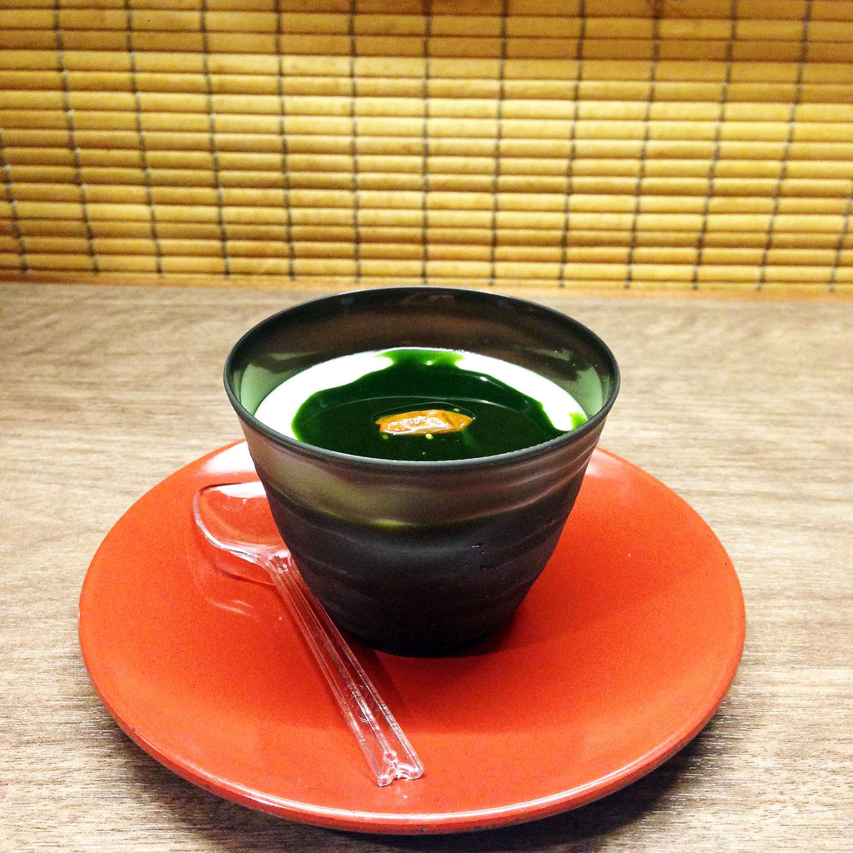 Ichiran Ramen: A Dining Experience without any Human Interaction - Almond Tofu Pudding