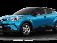 Harga Toyota CHR Terbaru dan Bekas 2018