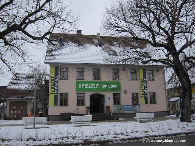 Theater Lindenhof Melchingen Burladingen