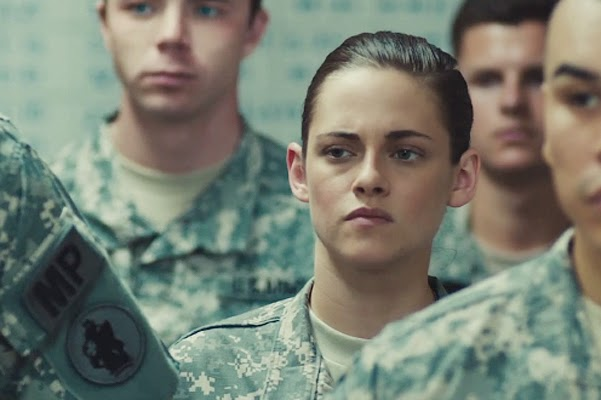 Kristen Stewart in the first trailer of the drama Camp X-Ray