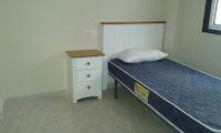 piso en alquiler calle san rafael almazora dormitorio