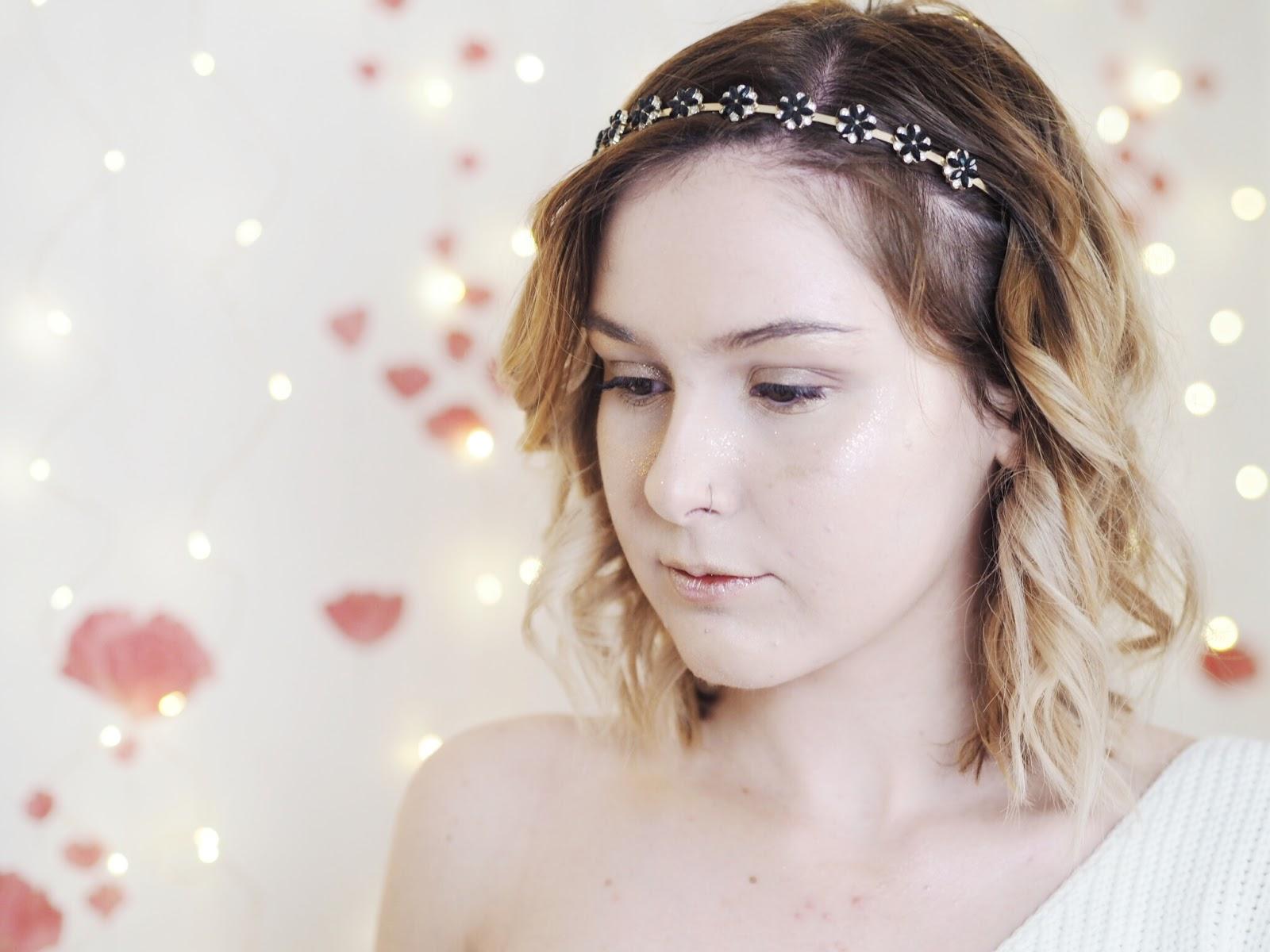 halloween: angel makeup look - loulabellerose