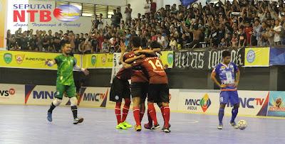 MATARAM FC FINAL FOUR