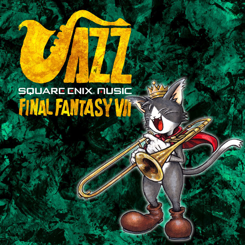 SQUARE ENIX JAZZ -FINAL FANTASY VII- [FLAC 24bit   MP3 320 / WEB]