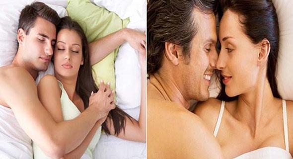 5 Posisi Tidur Paling Romantis, Dijamin Buat Hubungan Makin Harmonis