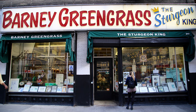 Barney Greengrass, New York bagels