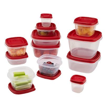 bộ hộp nhựa bảo quản thực phẩm Rubbermaid www.huynhgia.biz