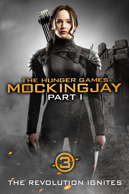 The Hunger Games, Catching Fire, Mockingjay Part 1, Mockingjay Part 2 itunes