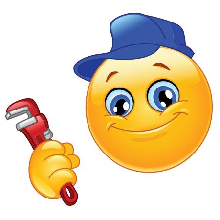 Handyman Smiley