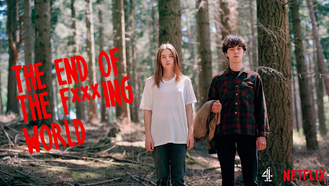 The end of the f *** ing world : à binge-watcher ce week-end !